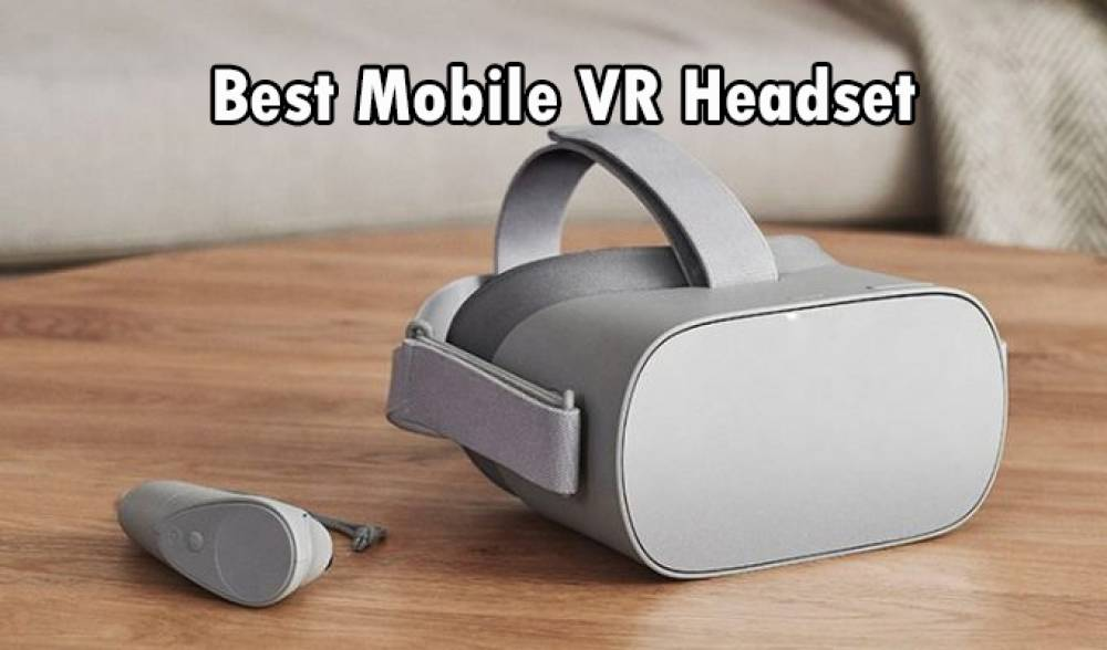 Best Mobile VR Headset India 2021