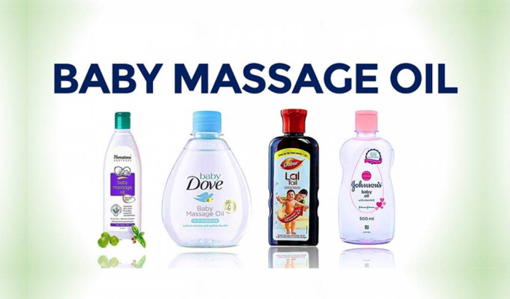 Baby Massage Oil India