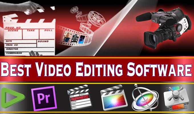 Video Editing Software.