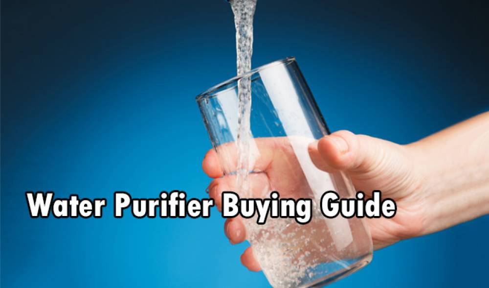 Water Purifier Buying Guide In India