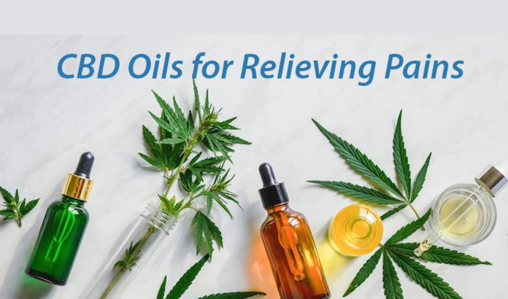 How to use CBD Oils for relieving Pains? - Major Benefits & Side Effects