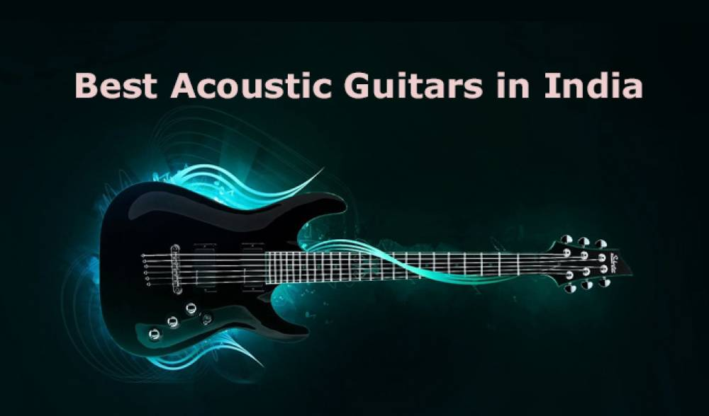 Best Acoustic Guitars in India 2021
